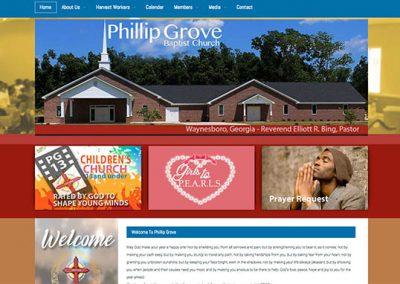 Philip Grove Baptist